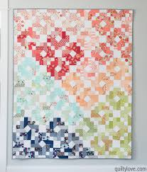 Ombre Gems PAPER quilt pattern – Quilty Love & ... Ombre Gems PAPER quilt pattern ... Adamdwight.com