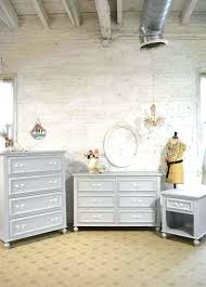 shabby chic furniture nyc. Cottage Shabby Chic Furniture Painted Bedroom Set Includes Dresser Tall Chest And Stores Nyc I