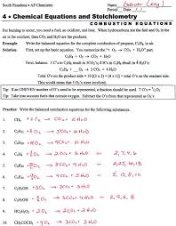 types of chemical reaction worksheet ch 7 answers and worksheets 44 inspirational balancing equations worksheet answers