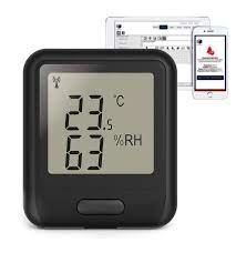 Wi-fi connected data logger for temperature and humidity - Preservation  Equipment Ltd
