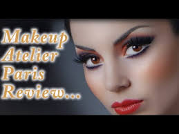makeup atelier paris review ft waterproof gel foundation more