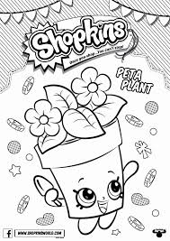 Printable Coloring Pages For Girls Shopkins
