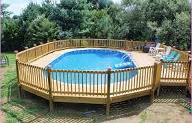 hot home elements and style medium size deck designs for above ground swimming pools pool decks design