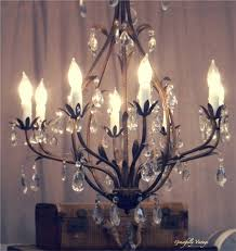 candle chandelier diy unique 188 best candles chandeliers candelabras images on