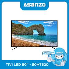 Tivi Led Asanzo 50 inch model 50AT620 chính hãng giá rẻ HCM | Điện Máy Việt  24H - Đơn vị bán hàng điện máy giá sỉ | dien-may-viet-24h-don-vi-ban -hang-dien-may-gia-si