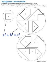 Fun Pythagorean Theorem Worksheet | Download Them And Try To Solve