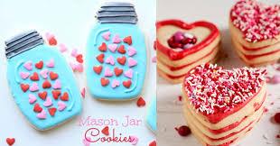 diy valentines day cookies