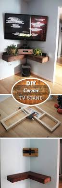 wood tv stand ideas. 10 diy tv stands you can totally build at home wood tv stand ideas f
