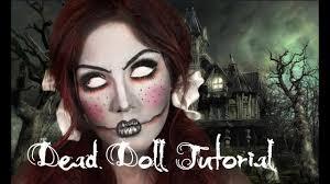 dead doll makeup tutorial you