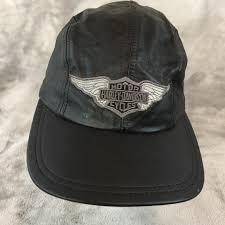 harley davidson accessories all leather harley davidson baseball cap