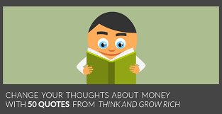 Think And Grow Rich Quotes Awesome 48 Quotes From Think And Grow Rich To Help You Feel Good About Money
