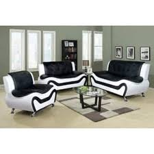 contemporary living room furniture sets. Golden Coast Furniture Ceccina Modern Faux Leather 3-PCS Set Multiple Colors Contemporary Living Room Sets E