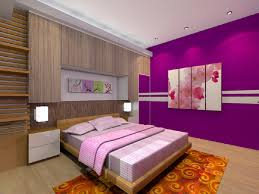 Plum Colors For Bedroom Walls Bedroom Mesmerizing Image Of Plum Colored Bedroom Decoration