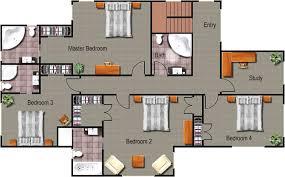 Unique Home Floor Plans Color Home Plans House Plans Home Floor Plans    Plans Additional Top Home Floor Color Floor