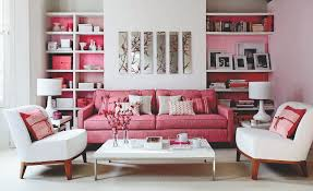 Pink Accessories For Living Room Pink Living Room Accessories Beautiful Pink Decoration
