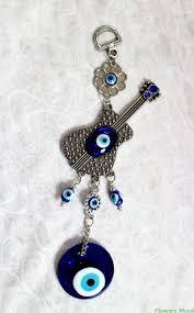 2019 turkish evil eye bracelet with blue eyes guitar modeling muslim safe car hanging ornaments from zhoudan5249 80 45 dhgate com