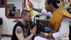 Cак янт магическое тату в паттайе Online Pattayaru