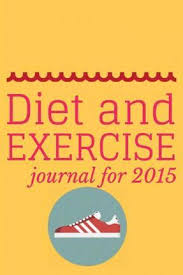 Diet Workout Journal Diet And Exercise Journal 2015 Professor Mark Thomson