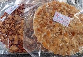 😍😍KẸO DỪA LÁT NON, KẸO ĐẬU... - Bánh Tráng Dừa- Bình Định