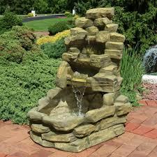 fc 73720 electric garden water fountain