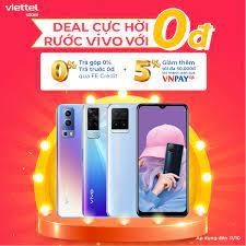 Viettel Store (viettelstore.vn) - 🌞 THÁNG 10 MỚI – DEAL CỰC HỜI 🔥 Rước  ngay điện thoại vivo chỉ với 0Đ. 🔰 Cơ hội sở hữu smartphone vivo ngay lập  tà chỉ