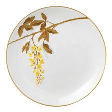 Buy Flora Plate in Laburnum Online At Illums Bolighus. - Illums ...
