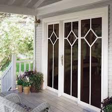 milwaukee 3 panel sliding patio door