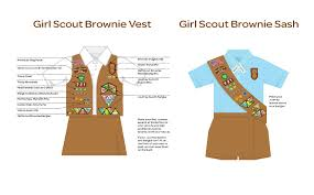 Methodical Girl Scout Daisy Vest Size Chart 2019