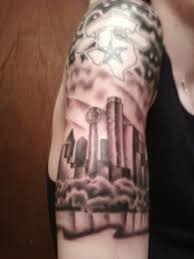 in addition DALLAS TEXAS SILHOUETTE SKYLINE MAP ART   The beautiful silhouette also The 25  best Cincinnati tattoo ideas on Pinterest   Seattle as well Best 25  Philadelphia skyline ideas only on Pinterest   City besides 30 Los Angeles Skyline Tattoo Designs For Men   Southern as well Bold Ink  5 Brave Dallas Themed Tattoos   D Magazine also City Skyline Tattoo Ideas   Tattoo as well  likewise TEXAS  with downtown Dallas skyline tattoo further 20 Dallas Skyline Tattoo Designs For Men   Texas Ink Ideas besides City Buildings Tattoo Feet Cool Designs For Men And Pictures. on dallas skyline tattoo designs