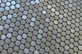 round mosaic tiles stainless steel penny round mosaic tiles rocky point tile glasosaic tile round mosaic tiles