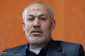 Image result for ناصر ابوشریف، نماینده جهاد اسلامی فلسطین