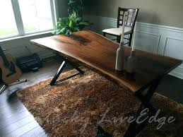 wood office tables confortable remodel. Wonderful Remodel Interior Custom Wood Desk Encourage Industrial Homesinga Info Regarding 8  From For Office Tables Confortable Remodel I