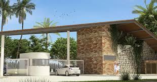 No entanto, alguns condomínios optam pela portaria remota, onde uma central virtual autoriza o acesso dos visitantes ao prédio. Maquete Eletronica Da Fachada Da Portaria Para O Condominio Blue Lake Em Arraial Do Cabo Rj Snapwidget