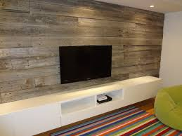 Wooden Wall Designs Living Room Modern Barn Board Basement Wall Tv Too Small Reclaimed Wood Wall