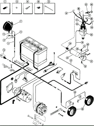 Case 580 backhoe wiring diagram collection ponent alternator wire diagram parts for case 580ck loader