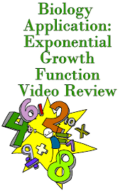 this free tutorial helps explain the basics of biology exponential growth function improve your testing knowledge today