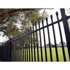 china aluminium fence for garden