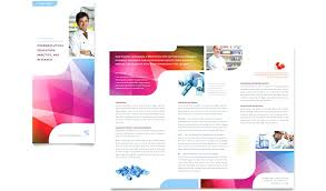 Training Flyer Templates Free Online Brochure Templates Free Download Soulective Co