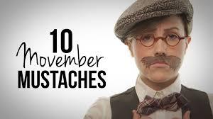 10 movember makeup mustaches with hannah hart i love makeup you