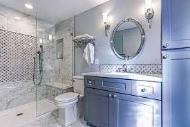 75 Beautiful Blue Bathroom Pictures Ideas April 2021 Houzz