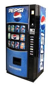 Dixie Narco Vending Machine Codes Beauteous Dixie Narco Model 48 48 Oz Can Machine Pepsi Simulated HVV