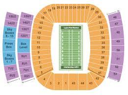 Iron City Birmingham Seating Chart Legion Field Stadium Seating Chart Birmingham