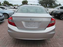 2012 Used Honda Civic Sedan EX at Expert Auto Group Inc Pompano ...