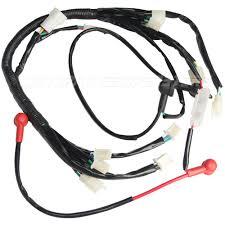 new main wiring harness 110cc 125cc taotao coolster atvs quads new main wiring harness 110cc 125cc taotao coolster atvs quads four wheeler