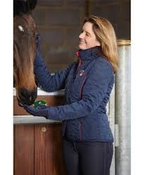 Toggi Team GBR Montreal Ladies Quilted Riding Jacket & ... Ladies Quilted Riding Jacket - EQUUS Larger Image ... Adamdwight.com