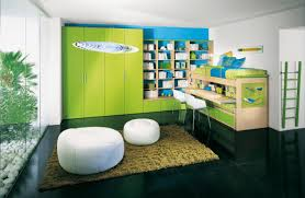 contemporary kids bedroom furniture green. Green And Blue Impressive Modern Kids Bedroom Furniture Set Ideas Contemporary O