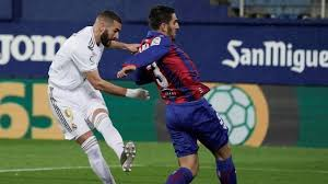 Benzema Overtakes Puskas In Laliga All Time Scorer List As Com