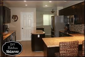 Diy Kitchen Cabinets Makeover Kitchen Best Gel Stain Kitchen Cabinets Finished Gel Stain Over