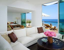 Beach Living Rooms Wwwskatenbowlcom Pool Cabanas Design Ideas Awesome Beach