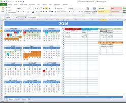 How To Make A School Calendar How To Create Year And School Calendar With Dynamic Date